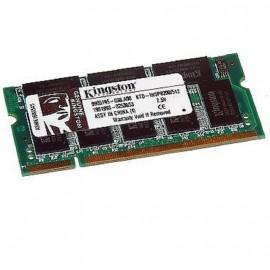 512Mo RAM PC Portable SODIMM Kingston KTD-INSP8200/512 DDR1 PC-2100 266MHz