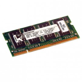 512Mo RAM PC Portable SODIMM Kingston KTM-TP9828/512 DDR1 PC-2700 333MHz