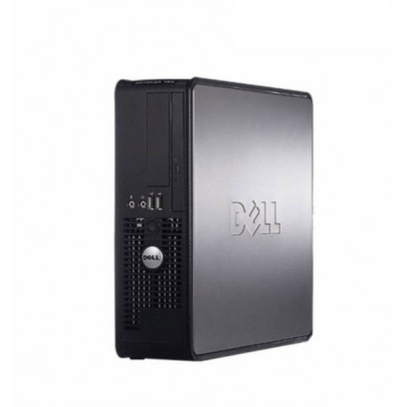PC DELL Optiplex 780 Sff E7500 2,93Ghz 4Go DDR3 250Go Dual Screen Win 7 Pro