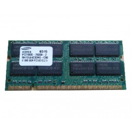 512Mo RAM PC Portable SODIMM Samsung M470L6523DN0-CB0 DDR1 PC-2100 266MHz