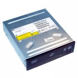 Graveur DVD Interne 5.25 Double Couche HP GH60L LightScribe 40x SATA Noir