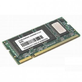 512Mo RAM PC Portable SODIMM Transcend TS64MSD64V6F5 DDR1 PC-2100 1Rx8 266MHz