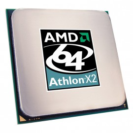 Processeur CPU AMD Athlon 64 X2 4600+ 2.4GHz 1Mo AD04600IAA5CU Socket AM2