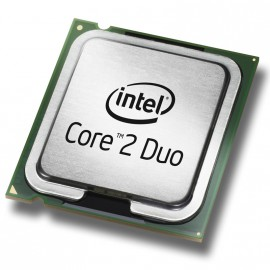Processeur CPU Intel Core 2 Duo E4500 2.2Ghz 2Mo 800Mhz Socket LGA775 SLA96
