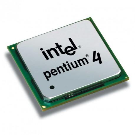 Processeur CPU Intel Pentium 4 1.5Ghz 256Ko FSB 400MHz PPGA478 Mono Core SL5TJ