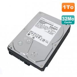"""Disque Dur 1To SATA 3.5"""" Hitachi UltraStar A7K2000 HUA722010CLA330 45E7971 32Mo"""