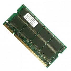 512Mo RAM PC Portable SODIMM ELPIDA EBD52UC8AARA-7B DDR1 PC-2100S 266MHz