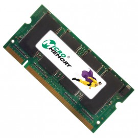 512Mo RAM PC Portable SODIMM MicroMemory MMDDR400/512SO DDR1 PC-3200 400MHz