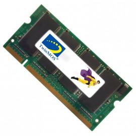 512Mo RAM PC Portable SODIMM TwinMOS M2S5J08D-HX DDR1 PC-2700S 333MHz