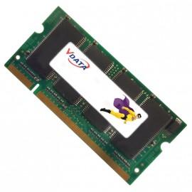 512Mo RAM PC Portable SODIMM VDATA MDGVD4F4H3X20B1C0K DDR1 PC-2700S 333MHz