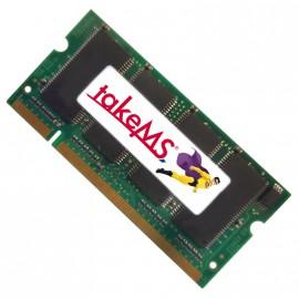 512Mo RAM PC Portable SODIMM TakeMS DD512TEC300A DDR1 PC-3200 400MHz