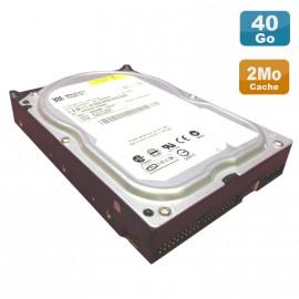 "Disque Dur 40Go IDE ATA 3.5"" Western Digital Caviar WD400EB-11CPF0 5400RPM 2Mo"