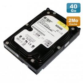 "Disque Dur 40Go IDE ATA 3.5"" Western Digital Caviar WD400BB-75JHC0 7200RPM 2Mo"