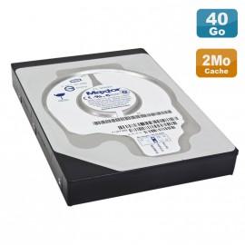 """Disque Dur 40Go SATA 3.5"""" Maxtor DiamondMax 8S 6E040T0 7200RPM 2Mo"""