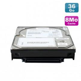 "Disque Dur 36Go Ultra SCSI 320 3.5"" IBM Ultrastar IC35L036UCDY10 80Pin 10K 8Mo"