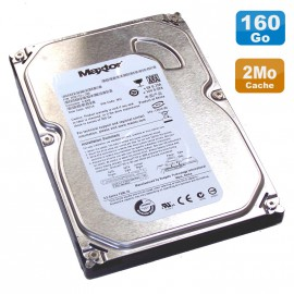 "Disque Dur 160Go SATA 3.5"" Maxtor DiamondMax 21 STM3160215AS 7200RPM 2Mo"