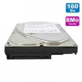 """Disque Dur 160Go SATA 3.5"""" Hitachi Deskstar PK500 HDP725016GLA380 7200RPM 8Mo"""