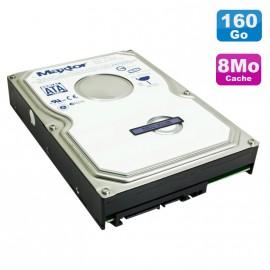 "Disque Dur 160Go SATA 3.5"" Maxtor DiamondMax 10 6V160E0 7200RPM 8Mo"