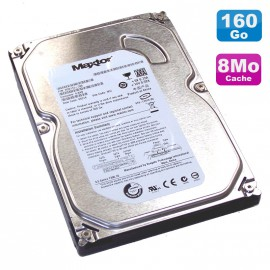 "Disque Dur 160Go SATA 3.5"" Maxtor DiamondMax 22 STM3160813AS 7200RPM 8Mo"
