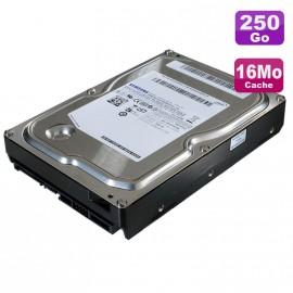 """Disque Dur 250Go SATA 3.5"""" SAMSUNG Spinpoint HD256GJ 7200RPM 16Mo"""