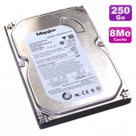 """Disque Dur 250Go SATA 3.5"""" Maxtor DiamondMax 21 STM3250820AS 7200RPM 8Mo"""