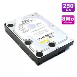 "Disque Dur 250Go SATA 3.5"" Western Digital AV WD2500AVJS-63TBA0 7200RPM 8Mo"