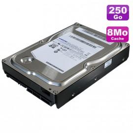 """Disque Dur 250Go SATA 3.5"""" SAMSUNG Spinpoint HD254GJ 7200RPM 8Mo"""