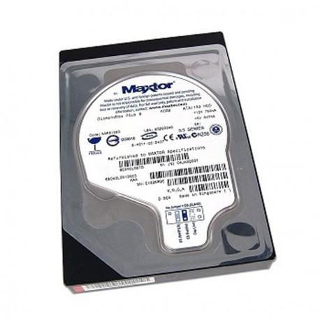 """Disque Dur 40Go 3.5"""" ATA 133 IDE Maxtor DiamondMax Plus 8 6E040L0 7200 RPM 2Mo"""