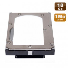 "Disque Dur 18.4Go Ultra SCSI 160 3.5"" Seagate Cheetah 18XL ST318404LC 80Pin 1Mo"