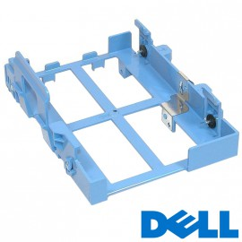 "Rack Disque Dur Dell Optiplex 990 DT 3.5"" et 2.5"" PX60024 F1119 Tray Caddy Bracket"