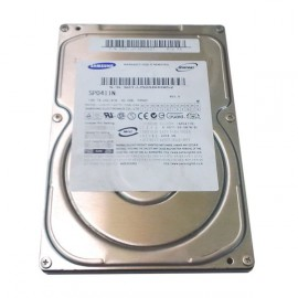"Disque Dur 40Go 3.5"" SAMSUNG SPINPOINT SLIM ATA IDE SP0411N 7200RPM 2Mo"