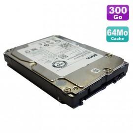 "Disque Dur 300Go 2.5"" SAS Toshiba 10K.5 AL13SEB300 Serveur 6Gb/s 64Mo"