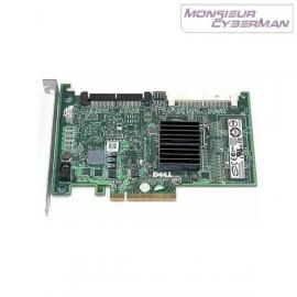 DELL Carte Contrôleur RAID E2K-UCP-61-(B) 0T774H T774H SATA/SAS - 6i/R - Hot-Swap