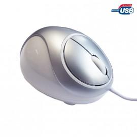 Souris Optique Filaire Heden Sanse Massage 3 Boutons 1000DPI USB Pc Mac