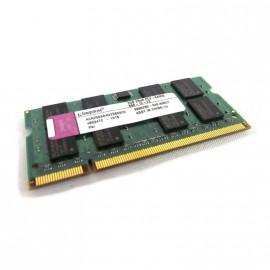 2Go RAM PC Portable SODIMM Kingston ACR256X64D2S800C6 PC2-6400 800MHz DDR2 CL6