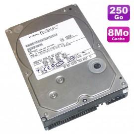 "Disque Dur 250Go IDE ATA 3.5"" Hitachi Deskstar HDS722525VLAT80 7200RPM 8Mo"
