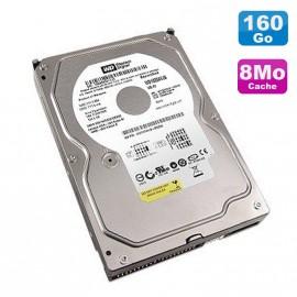 "Disque Dur 160Go 3.5"" IDE ATA Western Digital WD1600AVJB 7200RPM 8Mo"