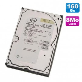"Disque Dur 160Go 3.5"" IDE ATA Magnetic Data Technologies MD01600-BJBW 7200RPM 8Mo"