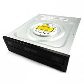 """Graveur interne DVD 5.25"""" Hitachi LG GHA2N Super Multi 40x24x8x DL SATA Noir"""