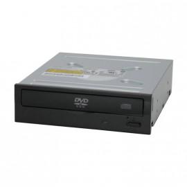 """Lecteur DVD Interne 5.25"""" Phillips Lite-On DH-16D2S CD 48x-DVD 16x SATA Noir"""