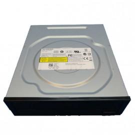 "Lecteur DVD Interne 5.25"" Hewlett Packard DH-16D6SH SATA 48x/16x Noir PC Bureau"