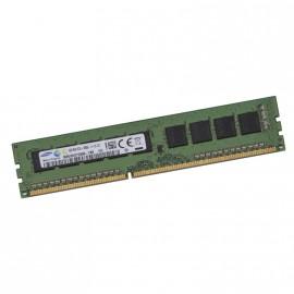 8Go RAM Serveur Samsung M391B1G73QH0-YK0 1600MHz DDR3 PC3-12800E ECC 2Rx8 CL11
