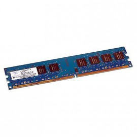 1Go RAM NANYA NT1GT64U8HA1BY-3C 240-Pin DIMM DDR2 PC2-5300U 667Mhz 2Rx8 CL5