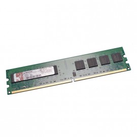 1Go RAM KINGSTON KPN424-ELJ 240-Pin DIMM DDR2 PC2-5300U 667Mhz 2Rx8 CL5