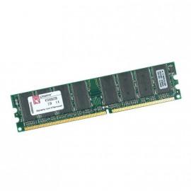 1Go RAM KINGSTON KTD4550 Memory Module 184-Pin DIMM DDR PC-2700U 333Mhz 2Rx8 CL2.5