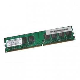 2Go RAM UNIFOSA GU342G0ALEPR692C6CE 240-Pin DIMM DDR2 PC2-6400U 800Mhz 2Rx8 CL6