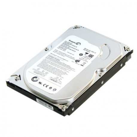 Disque Dur 500Go Seagate Barracuda ST3500418AS 3.5 Sata II 16Mo 7200.12