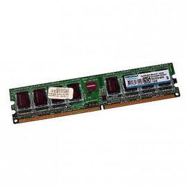 1Go RAM KINGMAX KLDD48F-2AKU5 240-Pin DIMM DDR2 PC2-6400U 800Mhz 2Rx8 CL5