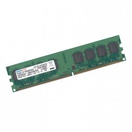 1Go RAM DAN ELEC D2D533-064284NG 240-Pin DIMM DDR2 PC2-4200U 533Mhz 2Rx8 CL4