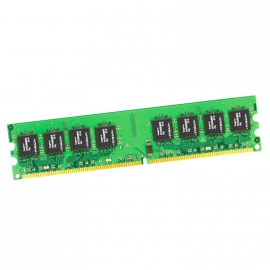 1Go RAM SQP D2-12864800MP 240-Pin DIMM DDR2 PC2-6400U 800Mhz 2Rx8 CL5